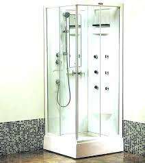 enchanting acrylic vs glass shower doors cleaning acrylic shower doors acrylic vs fiberglass shower acrylic shower
