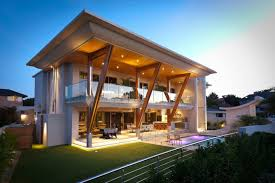 Million Dollar Mobile Homes Ultra Modern Home In Perth With Large Roof Idesignarch