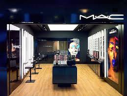 visual merchandising makeup design mac cosmetics s mecca maxima melbourne central