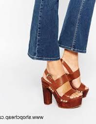 2018 heels women miss kg gogo tan wooden platform sandals tan shoes ixoe u k size 3 4 4 5 5 5 6