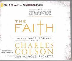The Faith Unabridged 7 Cds