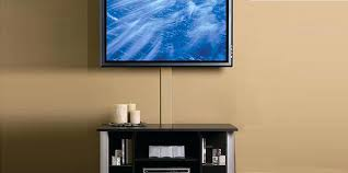 concealing wires for wall mounted tv best wall mount review com hiding cords on mounted wall
