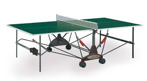 table tennis or ping pong table