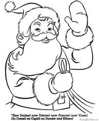 Small Picture Santa Claus Rise of the Guardians Printable Coloring Page