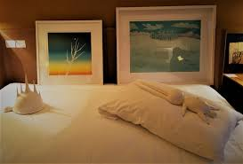 contemporary art furniture. Artworks On Display In Bed, By Local Artist Brian Sze, At The ACAS. Contemporary Art Furniture R