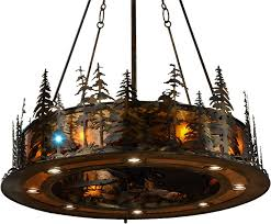 View In Gallery Meyda Lighting Ceiling Fan Tall Pines
