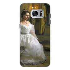 Чехол для Samsung Galaxy S7, объёмная печать Незнакомка ...