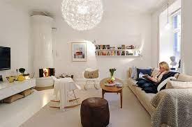 Apartments Interior Lovely Apartment Bedrooms In White Interior In Sweden Design Ideas Attractive Small Apartment Interior Design Ideas Amazing Loft Interior Design Ideas White Loft Apartment 照片从lane 24 照片图像图像
