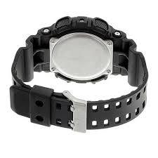 casio g shock ga 100mb 1aer men s analog digital watch black casio g shock ga 100mb 1aer men s analog digital watch black