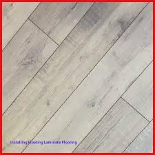 12mm winter birch laminate flooring with attached underpad