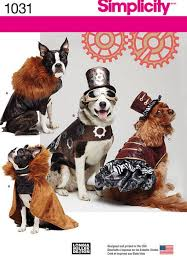 Dog Costume Patterns
