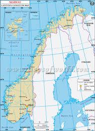 latitude and longitude map