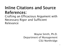 Ppt Inline Citations And Source References Powerpoint