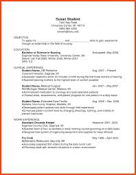 Prep Cook Resume Program Format