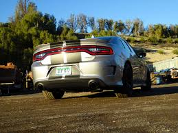 2016 Dodge Charger SRT Hellcat is one wicked beast - Roadshow
