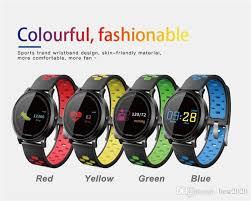 Track My Blood Pressure F4 Smart Bracelet Watch Band Fitness Tracker Blood Pressure Heart