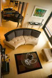 Posh Home Interior Decor Furniture Grand Piano Wood Floor Art