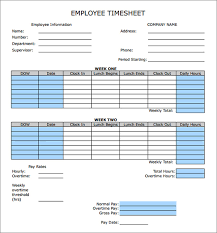 Sample Work Timesheet Calculator. Example Of Monthly Timesheet ...
