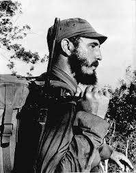 фидель кастро в горах сьерра маэстра 1959 г Fidel Castro Fidel