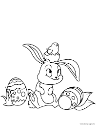 Download printable easter coloring pages for free to have funny holidays with kids. Character Disney Easter Bunny Character Disney Cute Printable Easter Coloring Pages All Round Hobby