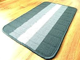 rubber rug pad what kind of rugs are safe for hardwood floors medium size pads non