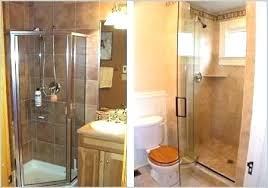 replace shower pan replacing fiberglass remove walls with tile a looking for one piece