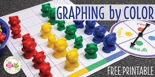Crayon color matching from a to z teacher stuff. How To Use This Free Bear Color Graph Printable Early Learning Ideas
