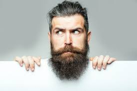 how to straighten beard hair beard