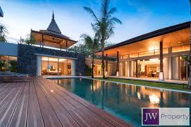 Luxury villas minutes away from one of world\u0027s famous beaches Phuket