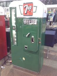 Vintage 7up Vending Machine For Sale Delectable 48up Machine EBay