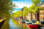 where is amsterdam netherlands
