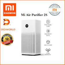 Bán Máy lọc không khí Xiaomi Mi Air Purifier 2s Bản Quốc tế - DigiWorld  phân phối
