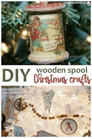 wooden spool craft ideas