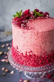 Raspberry Coconut And Lemon Layer Cake Cakes To Bake Lemon Layer