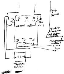 wiring diagram for motor contactor images home images motor a95605 jpg