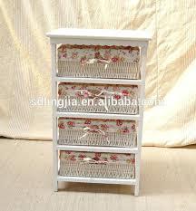 wood storage drawers white wood storage cabinet wicker drawers basket acrylic makeup organizer acrylic makeup wood storage