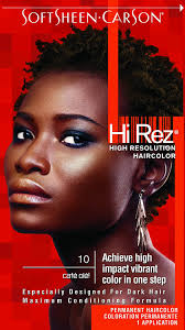 Hi Rez High Resolution Hair Color