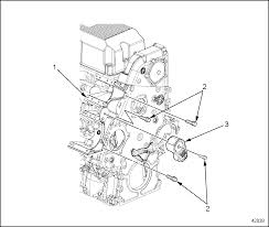 Tensioner parts series 60 2002 engine