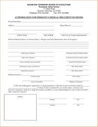 Medical Release Form For Grandparents Medical Permission Medical Consent Letter For Child Nice Letters