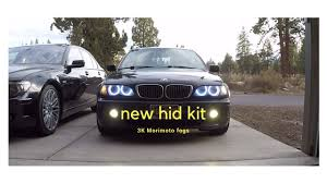 2002 Bmw 325i Fog Lights Morimoto Hid Fog Lights On A 2002 Dinan E46 Bmw