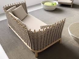 garden sofa wabi collection by paola lenti design francesco rota