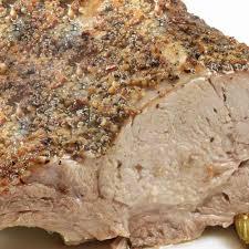 oven roasted rack of pork recipe