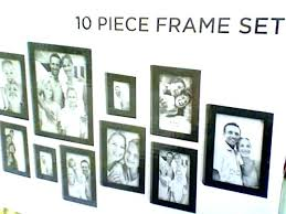 black multi aperture photo frames uk large collage frame argos target wall picture home improvement adorable