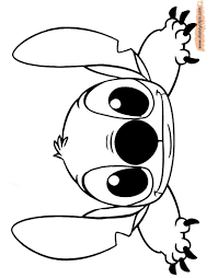 Pin By Lisa On Baby Mady Stitch Coloring Pages Disney Coloring