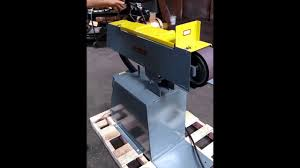 kalamazoo belt grinder. kalamazoo industries ks390 3\ belt grinder