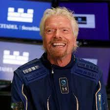 News heute: Britischer Milliardär Richard Branson will heute in den  Weltraum fliegen