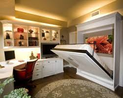 Small Guest Bedroom Small Home Office Guest Room Ideas With Regard To Home