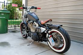 1994 harley sportster 883 chappell customs