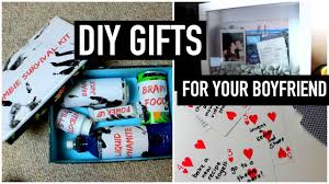 diy gifts for your boyfriend partner husband etc last minute gift ideas