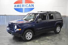 2018 jeep patriot sport automatic fwd 2 4l i4 dohc 16v dual vvt engine 4 door